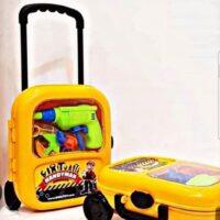 ست ابزار چمدانی کودک